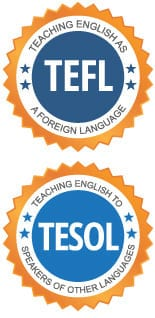 TEFL/TESOL Teaching English